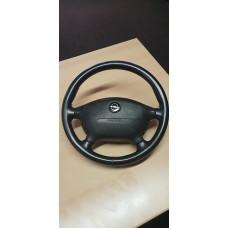 Leren stuur/stuurwiel Opel Omega-B